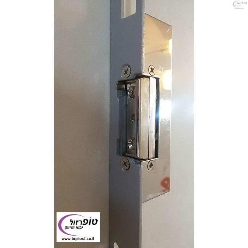 רק החוצה מנעול חשמלי הפיך (זויתן) לדלת כניסה HA-05