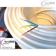כבל חשמל פנדל 3*1.5 ממ לפי מטר או לפי גליל