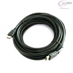 כבל HDMI איכותי תומך 1080P תומך 3D אורך 15 מטר במבצע.תומך 4k