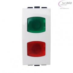 דמי מואר לד אדום-ירוק Nisko Switch