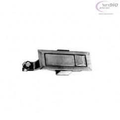 סגר קפיצי לארון - חשמל מנעול ארון חשמל .  עם או ללא מפתח לפי בחירה