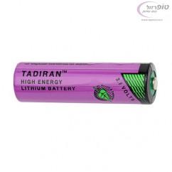 סוללת ליתיום - AA , 3.6V , TL-4903/S , ER14505 תדיראן