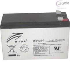 מצבר אטום RITAR 12V 7AH