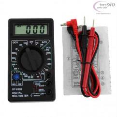 רב מודד דיגיטלי AC/DC למדידת זרם / מתח / התנגדות לשימוש כללי