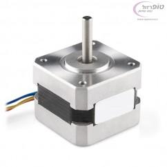 """מנוע צעדים - stepper motor עד 250 סל""""ד כולל בקרה עם תצוגת מהירות דיגיטלית"""
