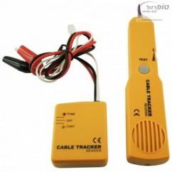 צלצלן מקצועי  מגלה חוטי טלפון חשמל כבלים וכדומה תוצרת סין.