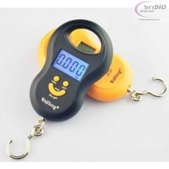 """משקל תלייה דיגיטלי עד 50 ק""""ג"""
