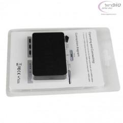 קופסת מיתוג HDMI מ 4 מקורות ליציאה 1 תומך 4K