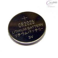 סוללת כפתור CR2025