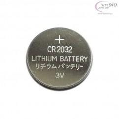 סוללת כפתור CR2032