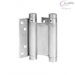 ציר פנדל מאפשר פתיחת דלת לשני הכיוונים. נקרא גם ציר בר או מערב הפרוע.