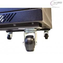 סט 4 גלגלים במיוחד לארון תקשורת