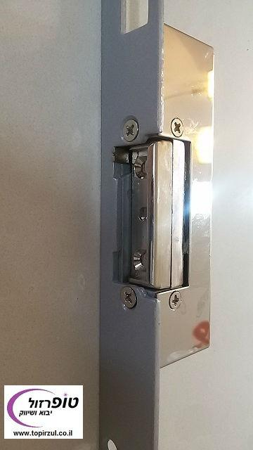 מעולה מנעול חשמלי הפיך (זויתן) לדלת כניסה MM-46